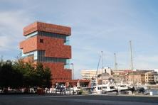 Das Museum aan de Stroom, Antwerpen