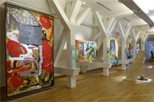 Malereiim Nationalmuseum Breslau