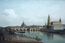 Dresden-Ansicht von Canaletto