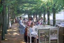 Restaurant Jacob, Max Liebermann