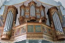 Arp Schnitger-Orgel in Steinkirchen