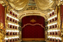 Teatro San Carlo in Neapel