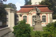 Dvorak-Museum in Prag