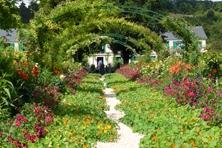 Monets Garten in Giverny