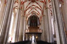 Blasiuskirche in Mühlhausen